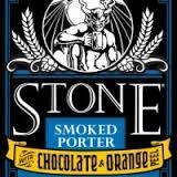 Stone Smoked Porter With Chocolate and Orange beer