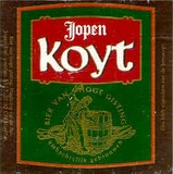 Jopen Koyt beer
