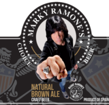 Guineu Marky Ramone's Natural Brown Ale beer