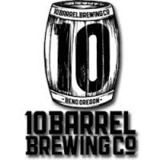 10 barrel The Boss Fresh Hop beer