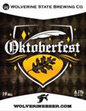 Wolverine State Oktoberfest beer