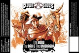 Clown Shoes Beer The Good, The Bad & The Unidragon Beer