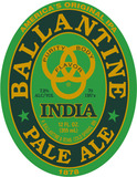 Ballantine India Pale Ale Beer
