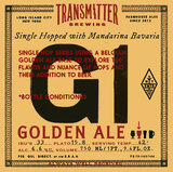Transmitter G1 with Mandarina Bavaria beer