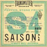 Transmitter S4 Classic Saison Beer