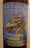 St. George Imperial Pale beer