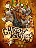 Chaos Mountain Cheeky Monkey Beer