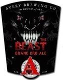 Avery The Beast Grand Cru 2014 beer