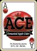 Ace Joker Dry Apple Cider beer Label Full Size
