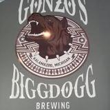 Gonzo's Biggdogg Vanilla Porter Nitro Beer