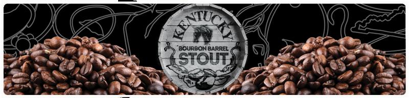 Lexington Kentucky Bourbon Barrel Stout Beer