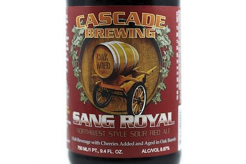 Cascade Sang Royal Beer
