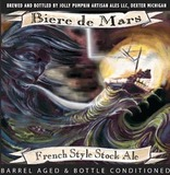 Jolly Pumpkin Biere de Mars beer