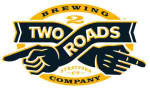 Two Roads Unorthodox Russian Imperial Stout beer Label Full Size