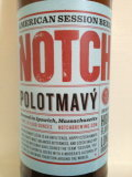 Notch Polotmavy beer Label Full Size