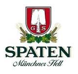 Spaten Munchner Hell beer