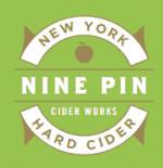 Nine Pin Cider Works Hunny Pear Beer