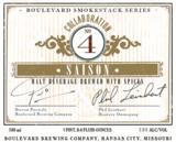 Boulevard/Ommegang Collaboration #4 Saison Beer