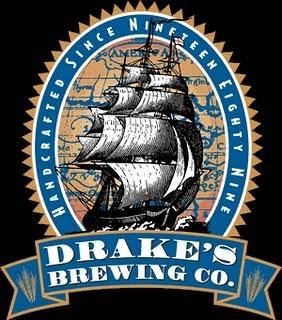 Drake's Denogginizer beer Label Full Size