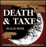 Moonlight Death & Taxes Beer