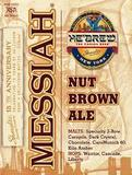 Shmaltz He'Brew Messiah Nut Brown Ale beer