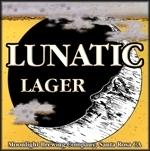 Moonlight Lunatic Lager beer
