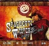 Brewfist/Prairie Spaghetti Western Grappa Barrel Aged beer