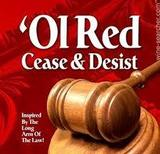 Erie Ol' Red Cease & Desist Beer