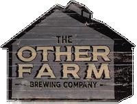 The Other Farm Blueberry Saisonner beer Label Full Size
