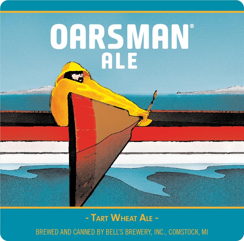 Bell's Oarsman Ale beer Label Full Size
