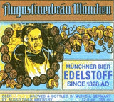 Augustiner Munchen Light Export Beer beer