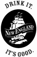 New England Cider Fresh Blend Cider beer Label Full Size
