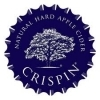 Crispin Lion Belge beer Label Full Size