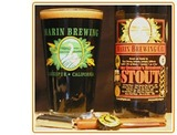 Marin San Quentin's Breakout Stout beer