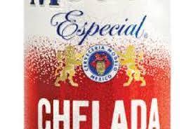 Modelo Especial Chelada Beer