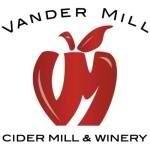 Vander Mill Foggy Quahog beer Label Full Size