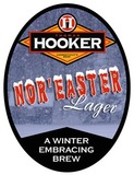 Thomas Hooker NorEaster Lager beer