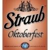 Straub Oktoberfest Beer