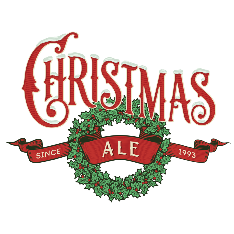 Breckenridge Christmas Ale beer Label Full Size