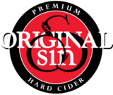 Original Sin Apricot Cider Beer