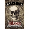 4 Hands Snake Oil Red IPA beer Label Full Size