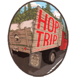 Deschutes Hop Trip Bond Street Series beer
