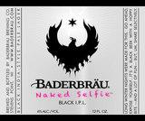 Baderbrau Naked Selfie beer