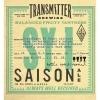 Transmitter SY1 Saison beer Label Full Size