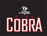King Cobra beer Label Full Size