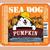 Mini sea dog pumpkin 1