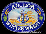 Anchor Winter Wheat beer