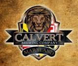 Calvert Double Amber beer Label Full Size