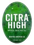 MadTree Citra High beer
