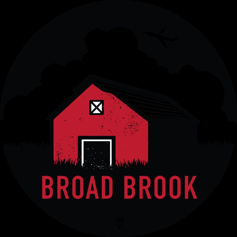 Broad Brook Porters Porter beer Label Full Size